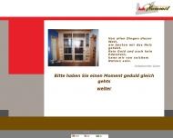 Bild Webseite Schreinerei Hummel Rheinau