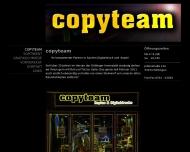 Website Copy Team