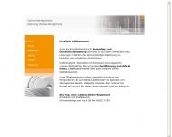 Bild Webseite Becker-Bergemann Andrea, Dipl.-Ing. Architektin Stadtplanerin, zert. Sachverständige für Immobilienbewertung München