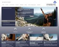 Website matrix technology