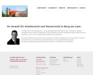 Bild Webseite Beel Frank - Rechtsanwalt München