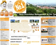 Website Bene Immobilien Management