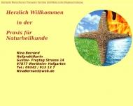Bild Webseite  Wertheim