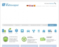 Website Vallovapor