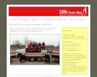 Website Sani Team Bau