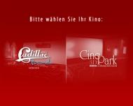 Bild Webseite Movieplace Kinobetriebs München
