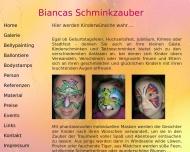 Bild Biancas Schminkzauber - Kinderschminken-Neuss