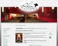 Bild Kino Rhönlichtspiele Inh. Carola Berner-Löhmer