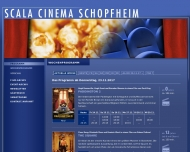 Bild Webseite Scala-Filmtheater Schopfheim
