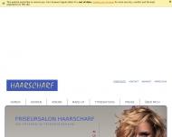 Bild Webseite Haarscharf Berlin
