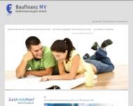 Bild Baufinanz-MV.de
