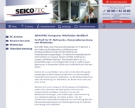 Website A-  SEICOTEC Computer