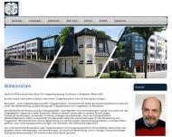 Website Büro für Tragwerksplanung
