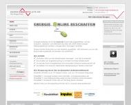 Website EMP Energie