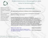 Website PROBIOS
