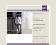 Bild Webseite  Bad Wörishofen