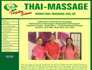 Website thai-massage-kiel