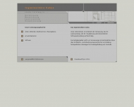 Website Ingenieurbüro Cubus, Dipl.- Ing. (FH) Steffen Dinger