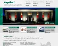 Website Angelkort Schädlingsbekämpfung