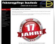 Bild Webseite  Ensdorf