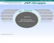 Website Schweitzer + Partner (JSP-IndustrieConsult)