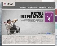 Bild Webseite NUFARI Aachen