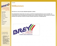 Website Brey Baudekoration