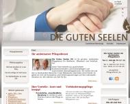 Website Die Guten Seelen UG