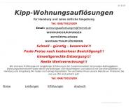 Bild Kipp-Wohnungsräumungen Hamburg