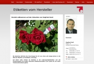 Website Siegfried Zackl Limo Deutschland