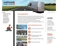 Website Mühlstädt