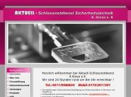 Bild Aktuell Schlossnotdienst & Schlüsseldienst Klose