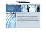 Bild Webseite iD-intertrace Berlin