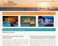 Website Costa Rica IMMO