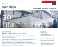 Bild A. Richter Kälte- u. Klimatechnik