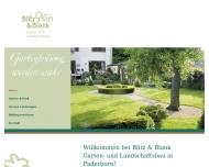 Bild Blitz & Blank Garten- u. Landschaftsbau GmbH