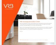 Bild Webseite VRB Vorratsgesellschaften Berlin