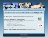 Website ASE - Nord