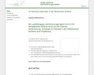 Bild Webseite  Neustadt in Sachsen