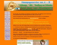 Website Homepageservice von A bis Z