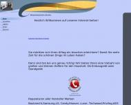 Bild Webseite  Neuental