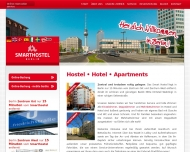 Website Smart Hostel & Event