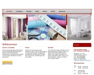 Website City Gardinen Shop