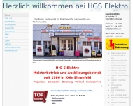 Bild HGS Elektro