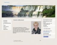 Website Naturheilpraxis Astrid Paulini