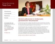 Bild Webseite  Gröbenzell