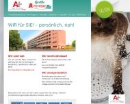 Bild Webseite Goethe-Apotheke Magdeburg