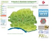 Bild Webseite Wolfsfeld-Apotheke Wiesbaden