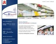 Bild Webseite Stadt-Apotheke Aichach