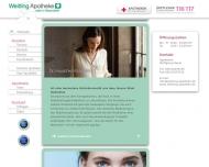 Website Weitling-Apotheke